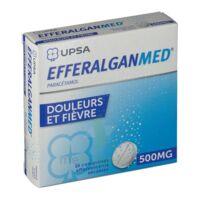 EFFERALGANMED 500 mg, comprimé effervescent sécable à BIGANOS