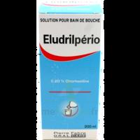 ELUDRILPERIO 0,2 %, solution pour bain de bouche à BIGANOS