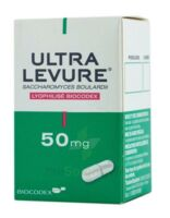Ultra-levure 50 Mg Gélules Fl/50 à BIGANOS