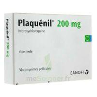 PLAQUENIL 200 mg, comprimé pelliculé à BIGANOS