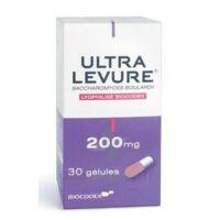 ULTRA-LEVURE 200 mg Gélules Fl/30 à BIGANOS