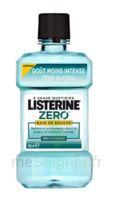 Listerine Zéro Bain bouche 250ml à BIGANOS