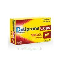 DOLIPRANECAPS 1000 mg Gélules Plq/8 à BIGANOS