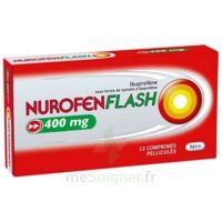 NUROFENFLASH 400 mg Comprimés pelliculés Plq/12 à BIGANOS