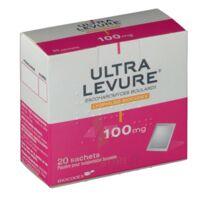 ULTRA-LEVURE 100 mg Poudre pour suspension buvable en sachet B/20 à BIGANOS