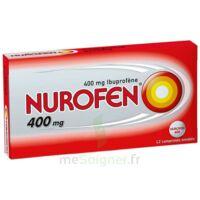 NUROFEN 400 mg Comprimés enrobés Plq/12 à BIGANOS