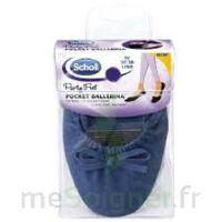 Scholl Pocket Ballerine Bleu taille 41/42 à BIGANOS