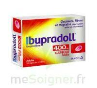 IBUPRADOLL 400 mg Caps molle Plq/10 à BIGANOS