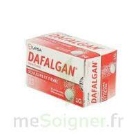 DAFALGAN 1000 mg Comprimés effervescents B/8 à BIGANOS