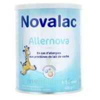 Novalac Expert Allernova Aliment Infantil B/400g à BIGANOS