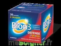 Bion 3 Défense Junior Comprimés à croquer framboise B/30 à BIGANOS