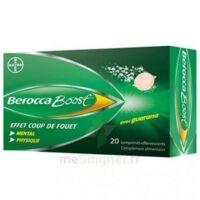 Beroccaboost Comprimés effervescents B/20 à BIGANOS