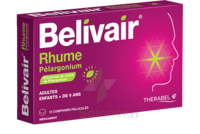 Belivair Rhume Pelargonium Comprimés pelliculés Plq/15 à BIGANOS