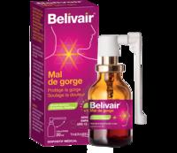Belivair Collutoire mal de gorge 20ml à BIGANOS
