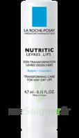 Nutritic Stick lèvres sèche sensibles 2 Etui/4,7ml à BIGANOS