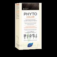 Phytocolor Kit Coloration Permanente 5 Châtain Clair à BIGANOS