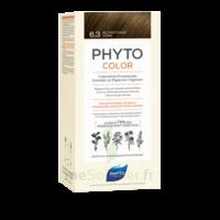 Phytocolor Kit Coloration Permanente 6.3 Blond Foncé Doré à BIGANOS