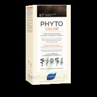 Phytocolor Kit coloration permanente 6.7 Blond foncé marron à BIGANOS