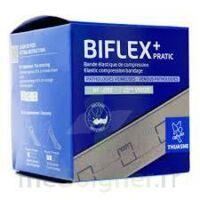 Biflex 16 Pratic Bande contention légère chair 10cmx4m à BIGANOS