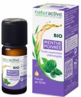 Naturactive Huile essentielle bio Menthe poivrée Fl/10ml à BIGANOS
