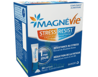 Magnevie Stress Resist Poudre orale B/30 Sticks à BIGANOS