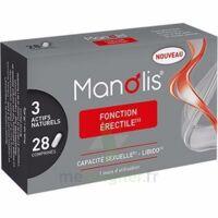Manolis Comprimé Stimulant Sexuel B/28 à BIGANOS
