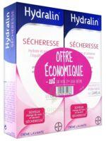 Hydralin Sécheresse Crème lavante spécial sécheresse 2*200ml à BIGANOS