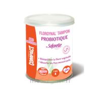 Florgynal Probiotique Tampon périodique avec applicateur Mini B/9 à BIGANOS
