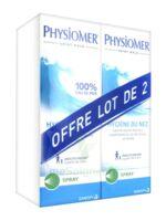 Physiomer Solution nasale adulte enfant 2*Sprays/135ml à BIGANOS