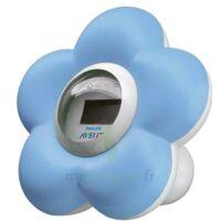 Avent Thermomètre numérique bain et chambre Bleu à BIGANOS