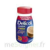 DELICAL BOISSON HP HC CONCENTREE Nutriment café 4Bouteilles/200ml à BIGANOS