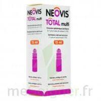 NEOVIS TOTAL MULTI S ophtalmique lubrifiante pour instillation oculaire Fl/15ml à BIGANOS