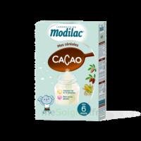 Modilac Céréales Farine Cacao à partir de 6 mois B/300g à BIGANOS
