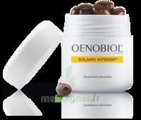 Oenobiol Solaire Intensif Caps peau normale Pot/30 à BIGANOS