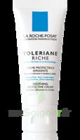 Toleriane Crème riche peau intolérante sèche 40ml à BIGANOS