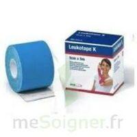 LEUKOTAPE K Sparadrap bleu 5cmx5m à BIGANOS