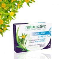 Seriane Stress Gélules B/30 à BIGANOS