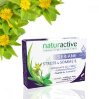 Seriane Stress & Sommeil Gélules B/30 à BIGANOS