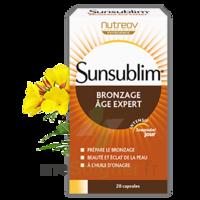 Sunsublim Caps bronzage anti-âge 3*B/28 à BIGANOS