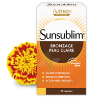Sunsublim Caps peau claire 3*B/28 à BIGANOS