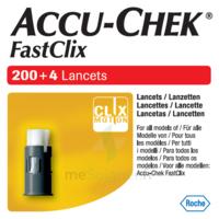 Accu-chek Fastclix Lancettes B/204 à BIGANOS