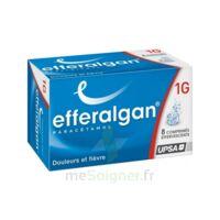 EFFERALGANMED 1 g Cpr eff T/8 à BIGANOS