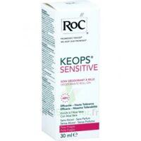 Keops Déodorant Soin Peau Fragile Roll-on/30ml à BIGANOS