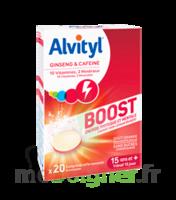 Alvityl Boost Comprimés B/20 à BIGANOS