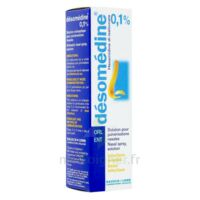 DESOMEDINE 0,1 % S pulv nas en flacon Spray/10ml à BIGANOS