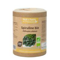 Acheter Nat&Form Eco Responsable Spiruline Bio Comprimés B/200 à BIGANOS