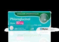 PHLOROGLUCINOL MYLAN 80 mg, comprimé orodispersible à BIGANOS