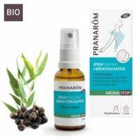 Pranarom Aromastop Spray Instant Libération Rapide Fl/15ml à BIGANOS