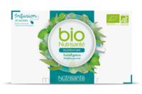 Nutrisanté Infusions Bio Respiratoire 20 Sachets à BIGANOS