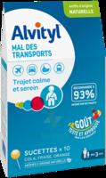 Alvityl Sucette Mal Des Transports B/10 à BIGANOS